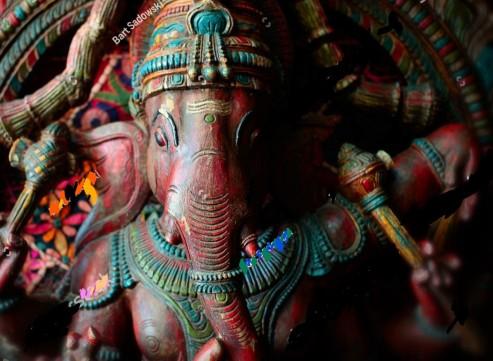 Ganesh couleurs